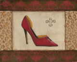 Fashion Shoe I Art by Sophie Devereux