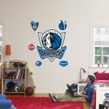 Dallas Mavericks Logo Wall Decal