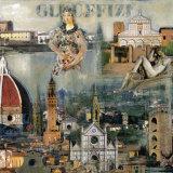 Florence II Prints by John Clarke