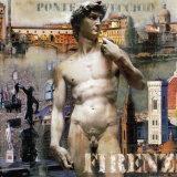 Florence I Print by John Clarke