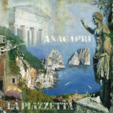 Capri II Prints by John Clarke