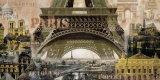 Paris Kunstdrucke von John Clarke