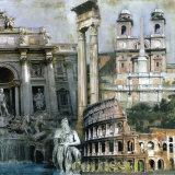 Rome II Kunstdrucke von John Clarke