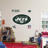 New York Jets Logo Wall Decal