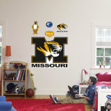 Missouri Tigers Logo Wallstickers