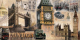London Prints by John Clarke