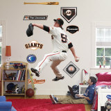 Tim Lincecum Wall Decal