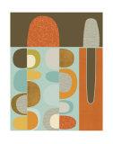 Rejilla No. 3 Posters by Jenn Ski