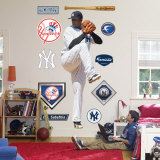 CC Sabathia Wall Decal