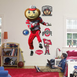 Brutus Buckeye Wall Decal