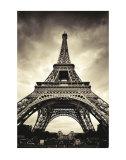 Tour Eiffel Affiches par Marcin Stawiarz