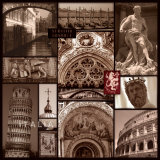 Italy Posters par Sage Singleton