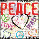 Peace Posters by Louise Carey