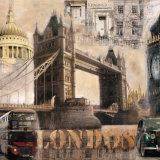Londres I Pósters por John Clarke
