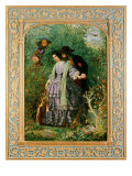 The Secret, 1858 Giclee Print by William Henry Fisk