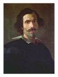 Self Portrait Giclee Print by Giovanni Lorenzo Bernini