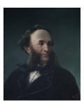 Self Portrait, 1874 Giclee Print by Ivan Ayvazovsky