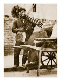 A Chimney Sweep Giclee Print