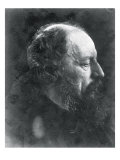 Alfred, Lord Tennyson Giclee Print by Julia Margaret Cameron