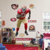 Patrick Willis Wall Decal