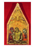Pieta Giclee Print by Barnaba Da Modena
