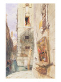 Venice Giclee Print by James Holland