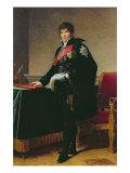 Count Michel Regnaud de Saint-Jean-d'Angely Giclee Print by Francois Pascal Simon, Baron Gerard