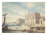 Greenwich Hospital Giclee Print by Edward Dayes