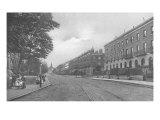 St. Pauls Road, Canonbury, Islington, C.1905 Giclee Print by  English Photographer