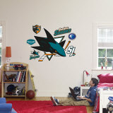 San Jose Sharks Logo Wall Decal