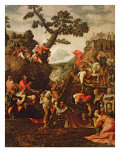 On the Road to Calvary Giclee Print by  Caravaggio