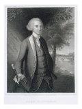 John Dickinson, engraved by John B. Forrest Giclee Print by Charles Willson Peale