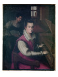 Self Portrait, 1578 Giclee Print by Lavinia Fontana