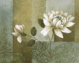 Opulent Bloom I Print by  Verbeek & Van Den Broek