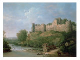 Ludlow Castle Giclee Print by William Marlow