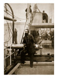 Admiral David D. Porter, 1861-65 Giclee Print by Mathew Brady & Studio