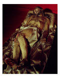 The Dead Christ Giclee Print by Gregorio Fernandez