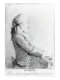 Thomas Augustine Arne Giclee Print by Francesco Bartolozzi