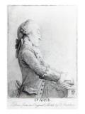 Thomas Augustine Arne Giclee Print by Francesco Bartolozzi