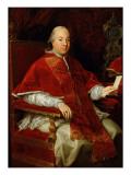 Pope Pius VI Giclee Print by Pompeo Batoni