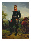 Frederic William III Giclee Print by Francois Pascal Simon, Baron Gerard