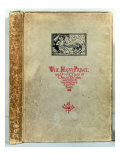 Titlepage of 'The Happy Prince and other Tales' by Oscar Wilde, 1888 Giclee Print by Walter Crane