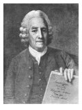 Emanuel Swedenborg Giclee Print by Per Krafft