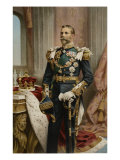 His Royal Highness the Prince of Wales, from 'The Illustrated London News', 1902 Giclee Print by Samuel Begg