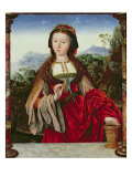 Mary Magdalene, c.1520-25 Giclee Print by Quentin Massys