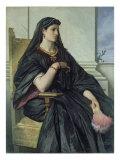 Bianca Capello Giclee PrintAnselm Feuerbach