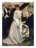 The Celebrated, 1906 Giclee Print by Joseph Marius Avy