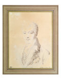 Klemens Wenzel Nepomuk Lothar Giclee Print by Jean-Baptiste Isabey