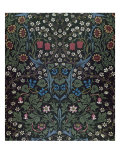 Blackthorn, Wallpaper Design, 1892 Giclee Print by William Morris