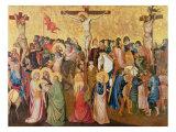 Crucifixion Giclee Print by Agnolo Gaddi